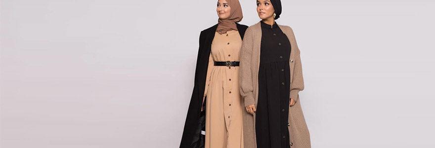 vêtements pour femme musulmane